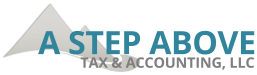 A Step Above Tax and Accounting | Tax Preparation and Accounting Service